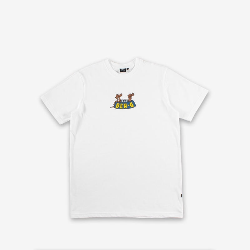 BEN-G / Mullen T-Shirt - White