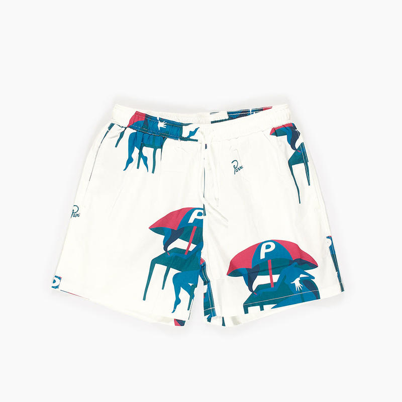 by Parra / summer trunks monaco
