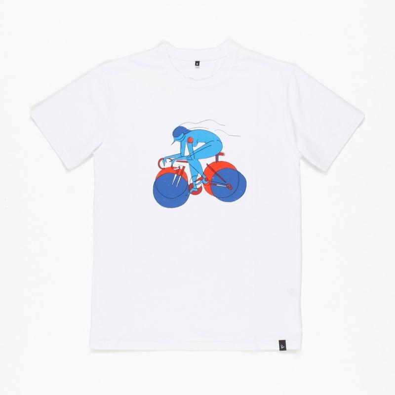 by Parra / T-SHIRT - BREAK AWAY GIRL