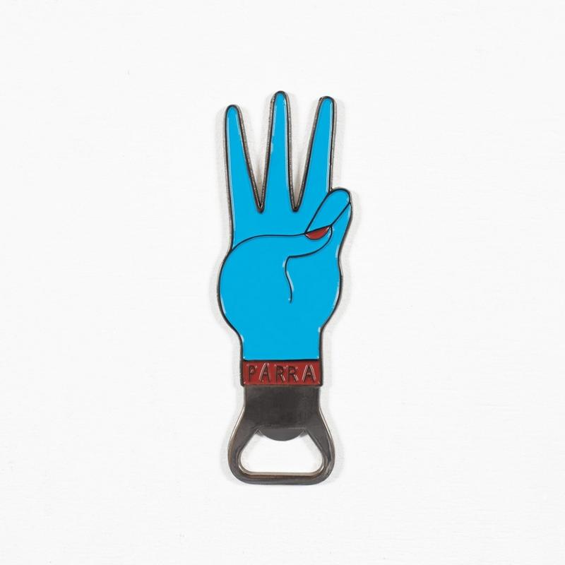 by Parra / BOTTLE OPENER - THIRD PRIZE