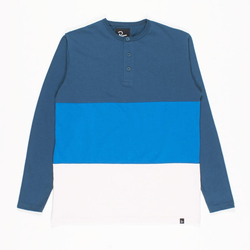 by Parra / LONG SLEEVE - HANLEY SHIRT