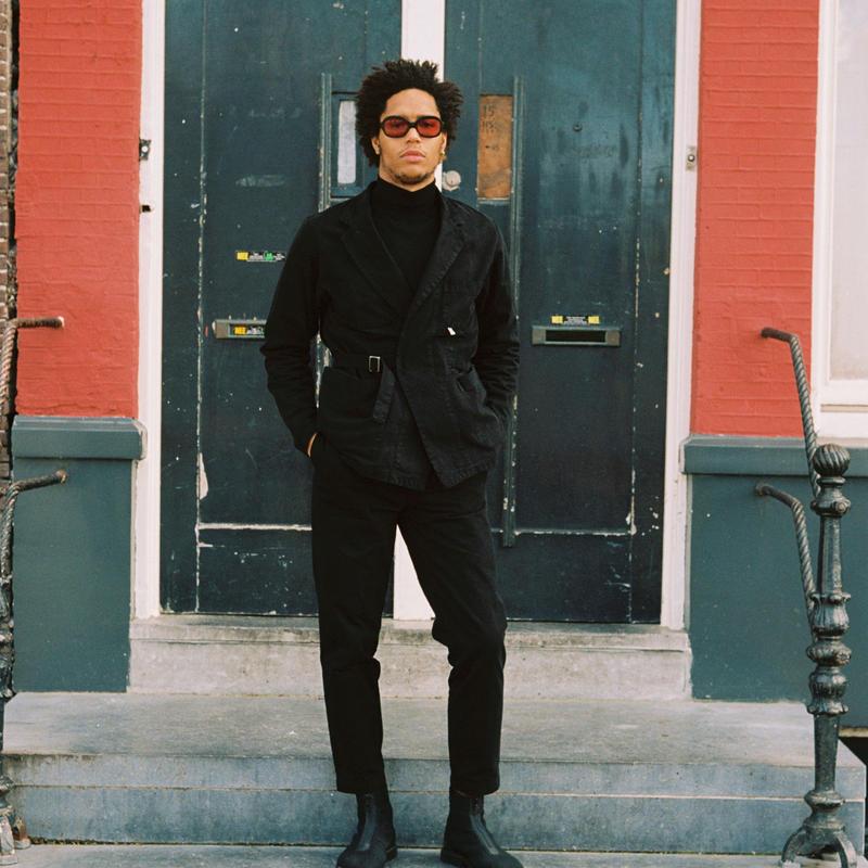 Bonne Suits / De Rrusie Suit - Black