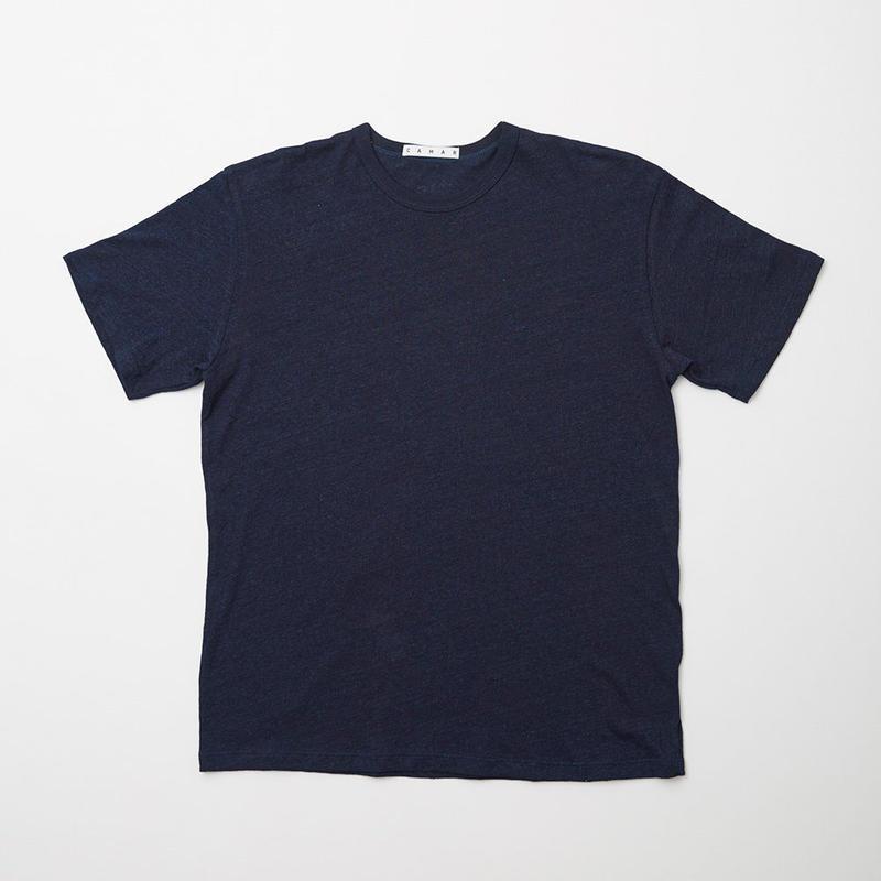 CAMAR / COLTON T-SHIRT - INDIGO