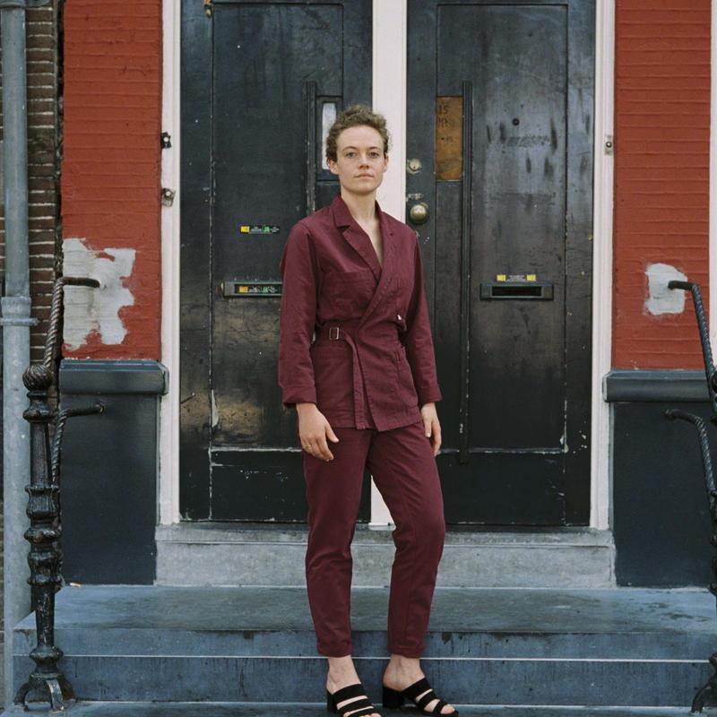 Bonne Suits / De Rrusie Suit - Maroon
