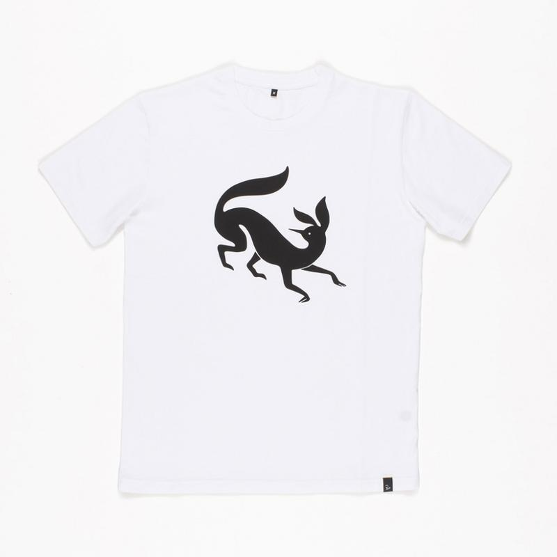 by Parra / T-SHIRT - CONFUSED FOX