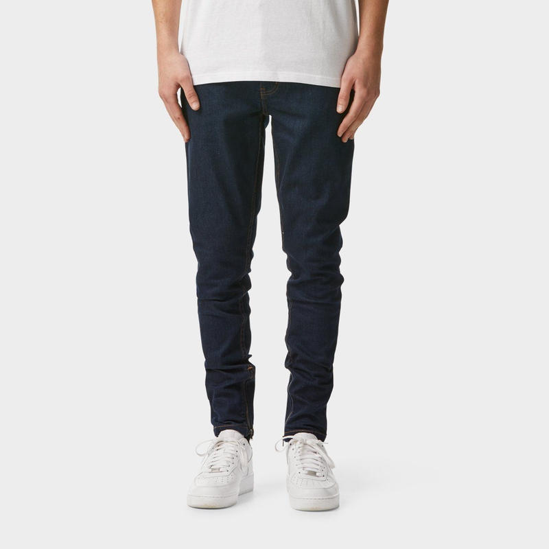 I LOVE UGLY / SMART ZESPY PANT DENIM - INDIGO