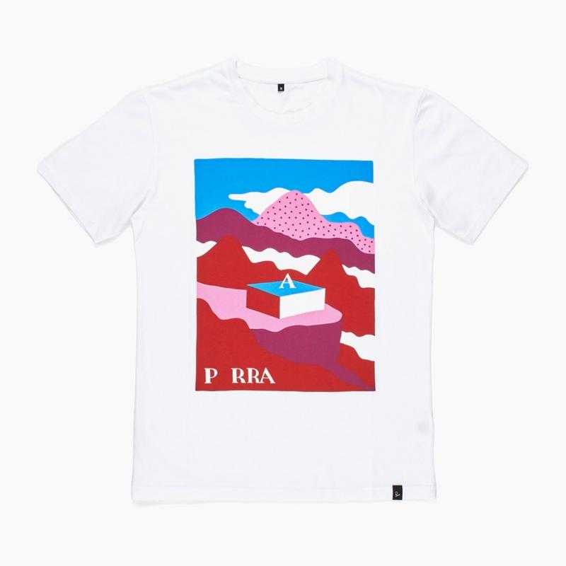 by Parra / T-SHIRT LOST CITY BOX