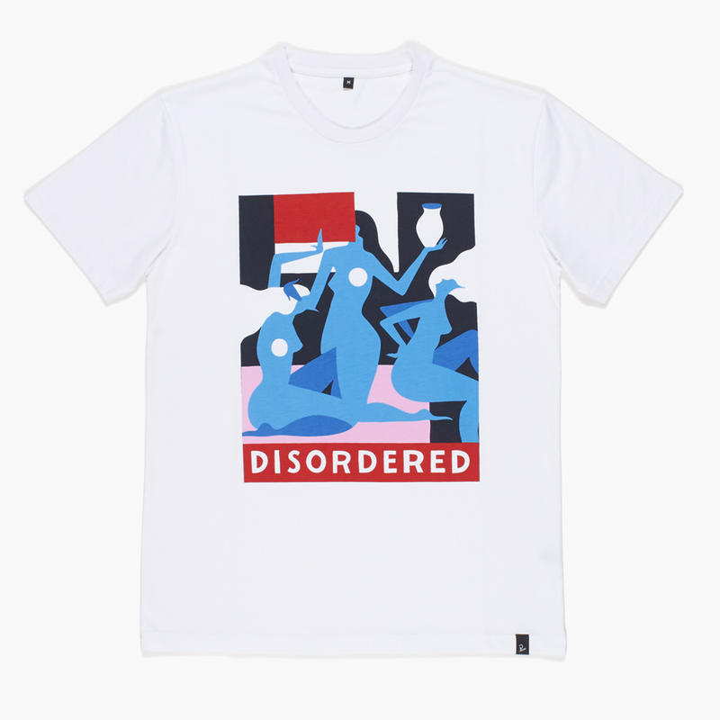 by Parra / T-SHIRT - DISORDERED