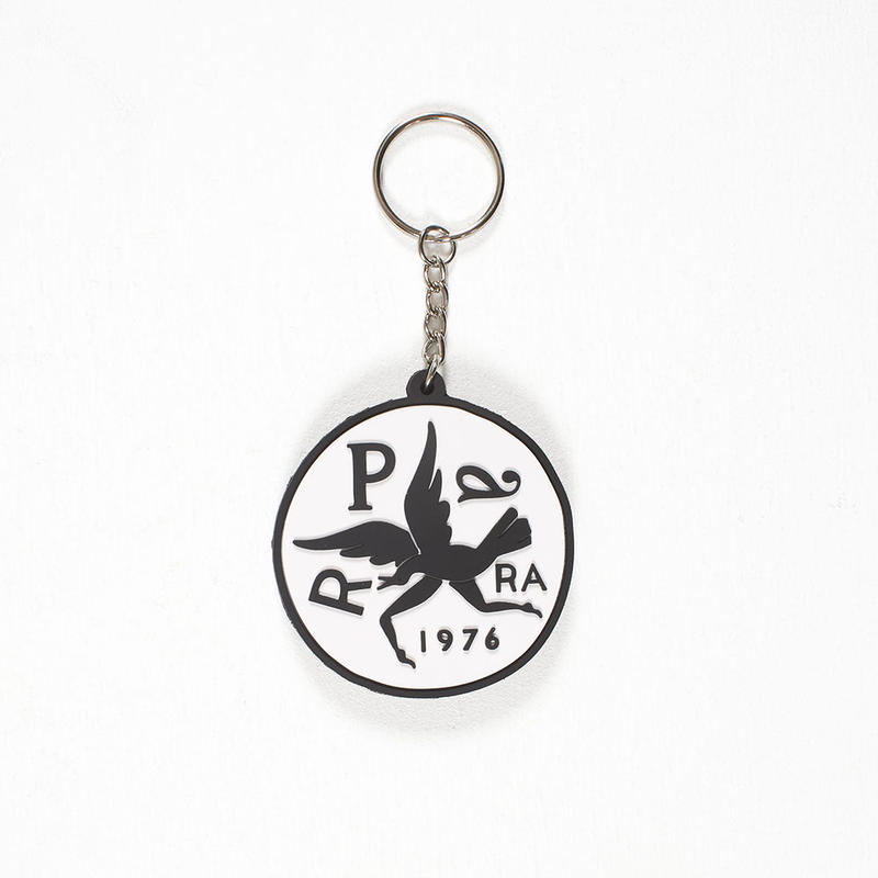 by Parra / key chain upside down bird