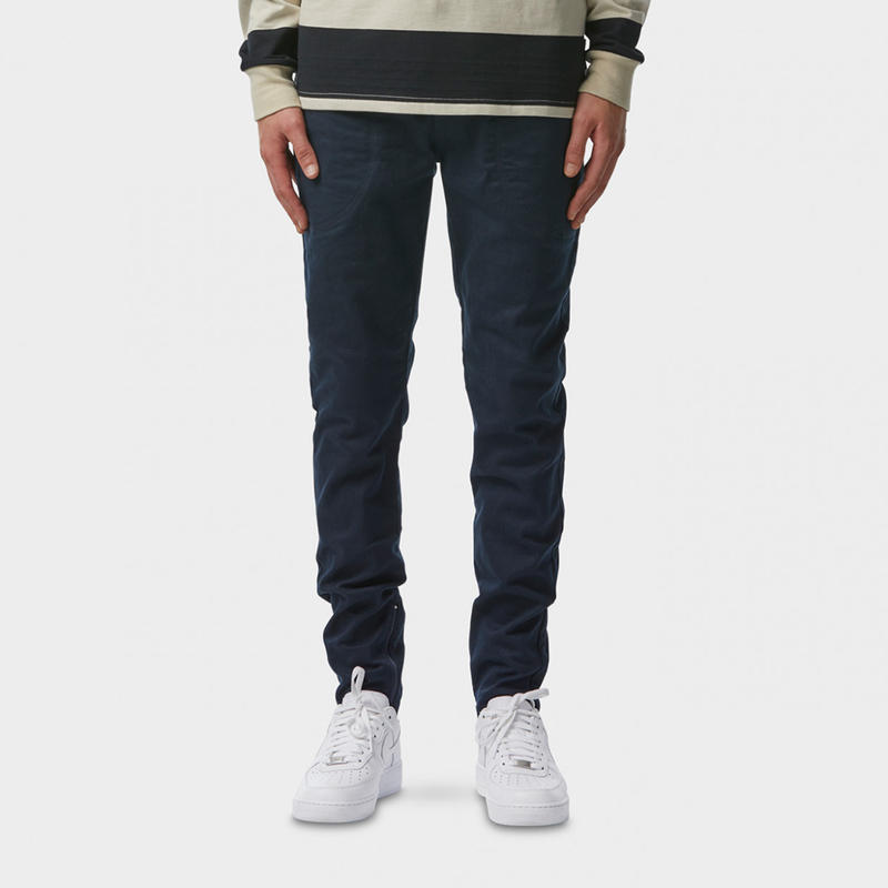 I LOVE UGLY / ZESPY PANT MID RISE - NAVY