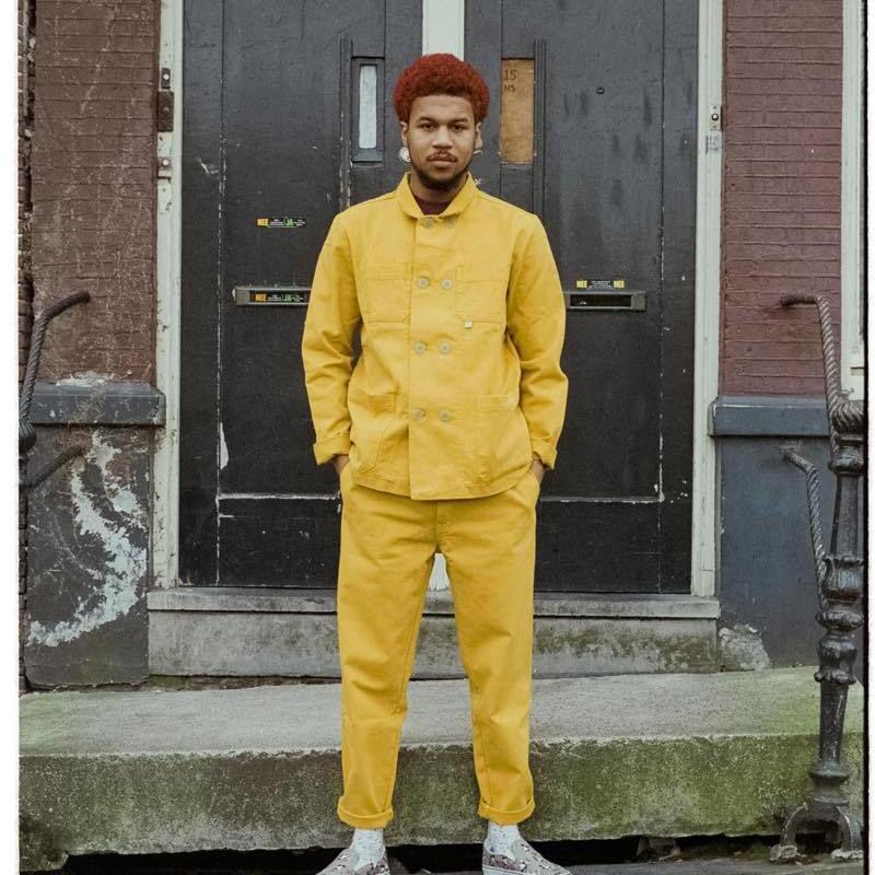 Bonne Suits / Ochre