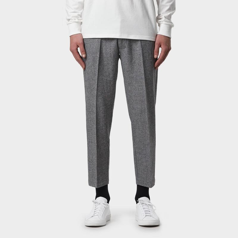 I LOVE UGLY / KOBE PANT - WOOL GREY