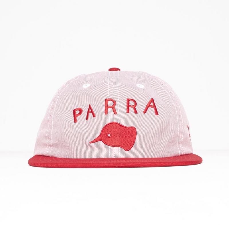 by Parra / 6 PANEL HAT - BEAK KNOB
