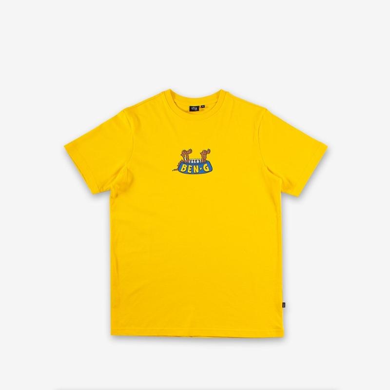 BEN-G / Mullen T-Shirt - Freesia