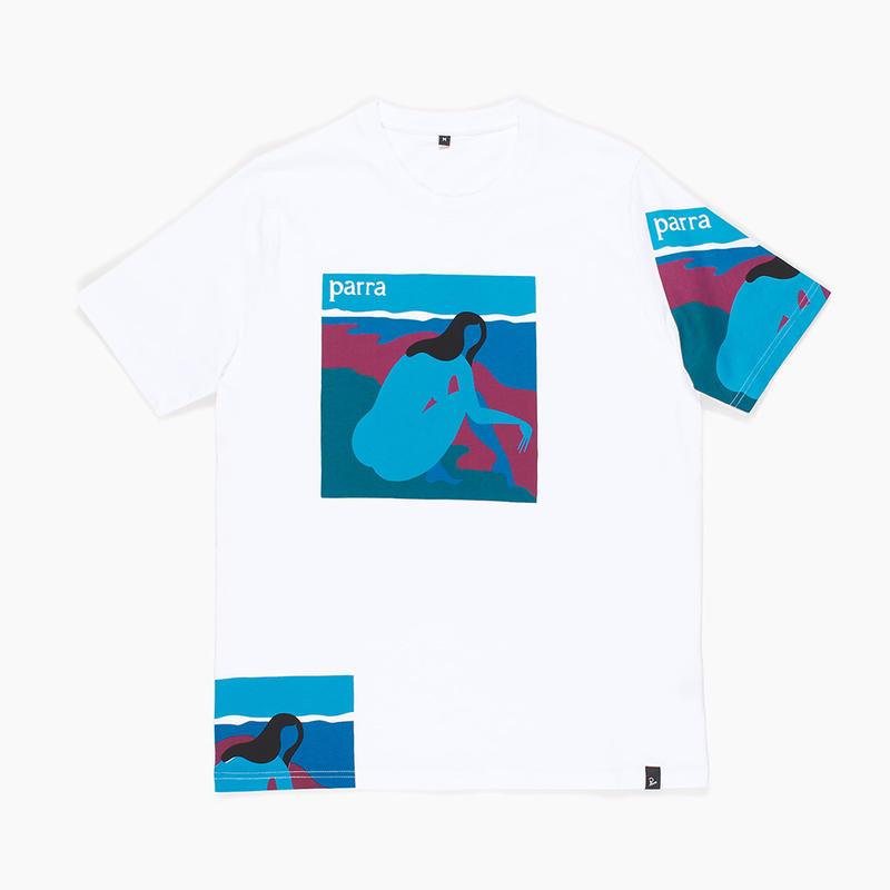 by Parra / t-shirt no beach