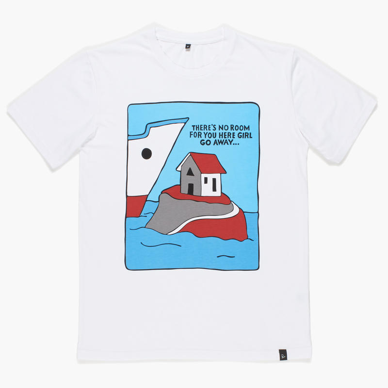 by Parra / T-SHIRT - LITTLE ROOM