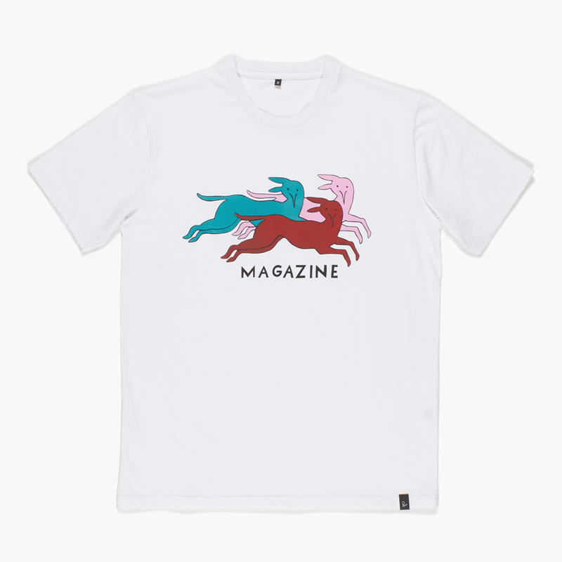 by Parra / T-SHIRT - DOG MAGAZINE