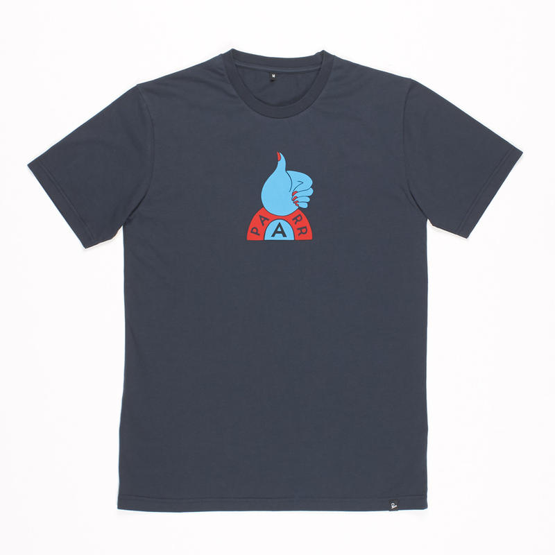 by Parra / T-SHIRT - THUMBS UP