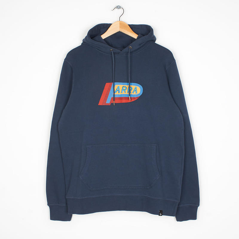 by Parra / hooded sweater garage oil