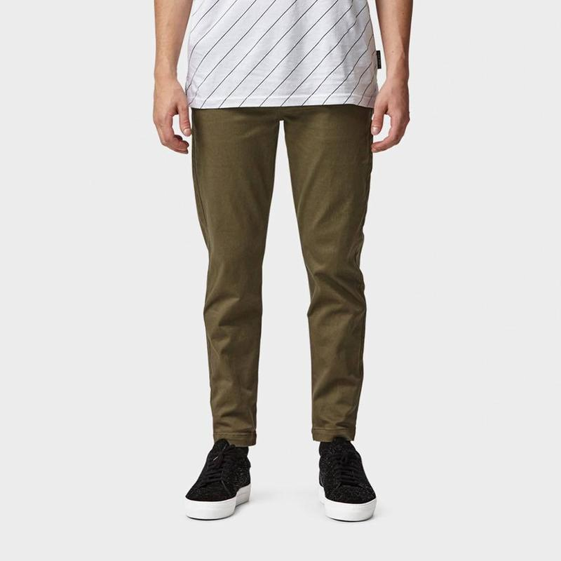 I LOVE UGLY / SMART PANT ARMY GREEN