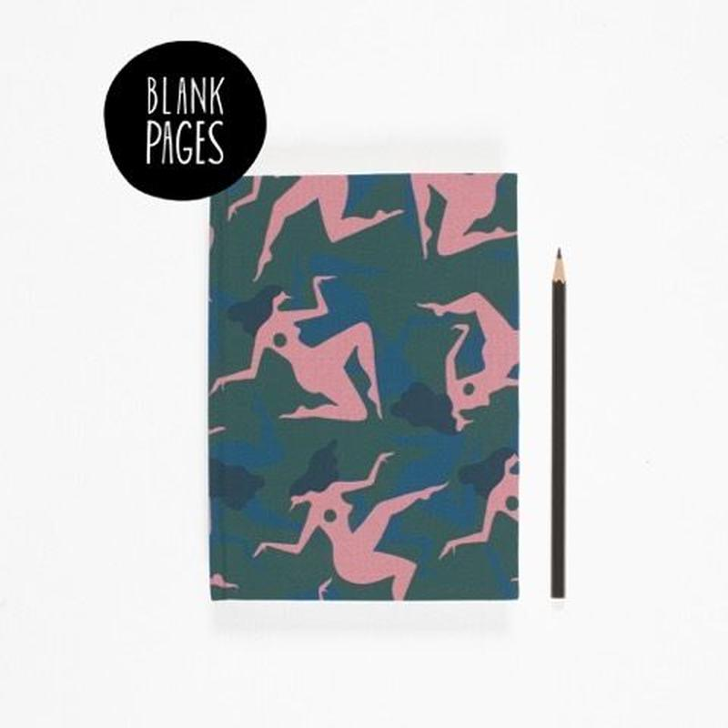 by Parra / A5 note book musical chairs