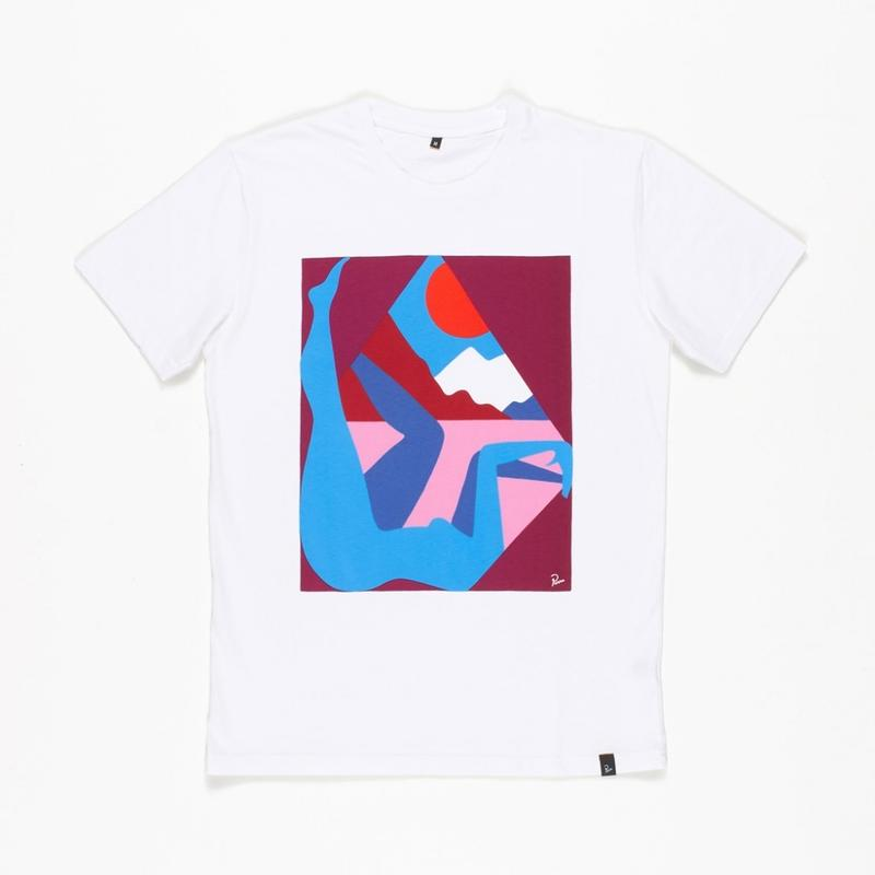 by Parra / T-SHIRT NEW SEALAND WINDOW