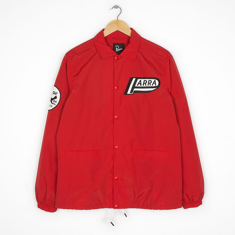 by Parra / coach jacket not racing