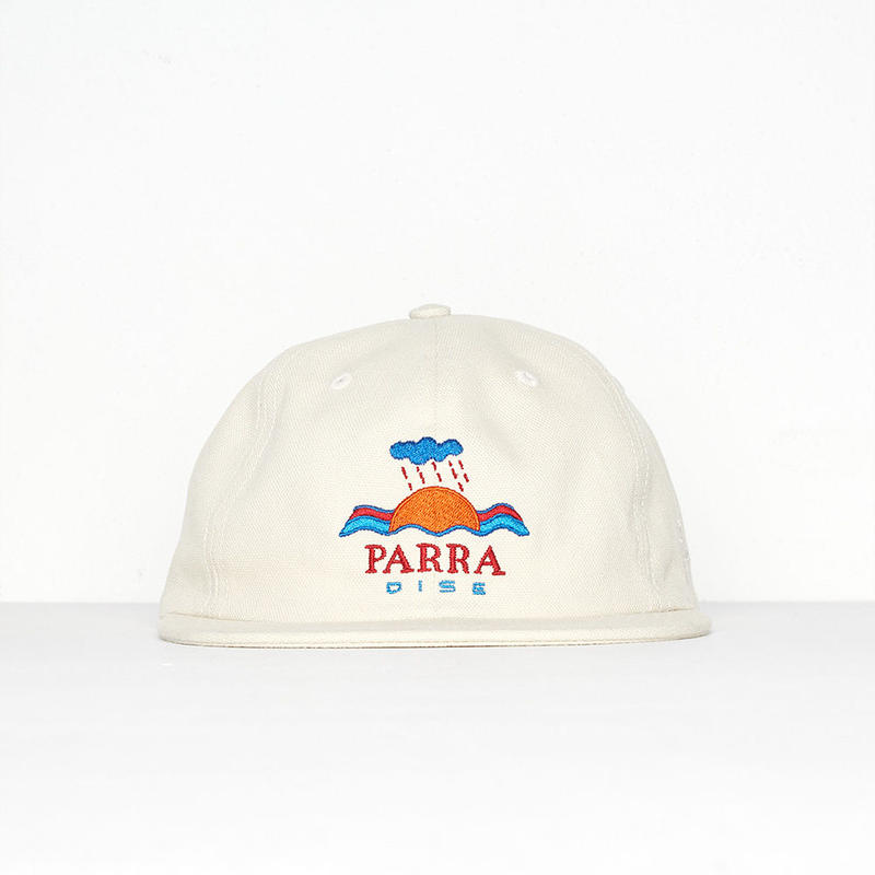 by Parra / 6 panel hat parra dise