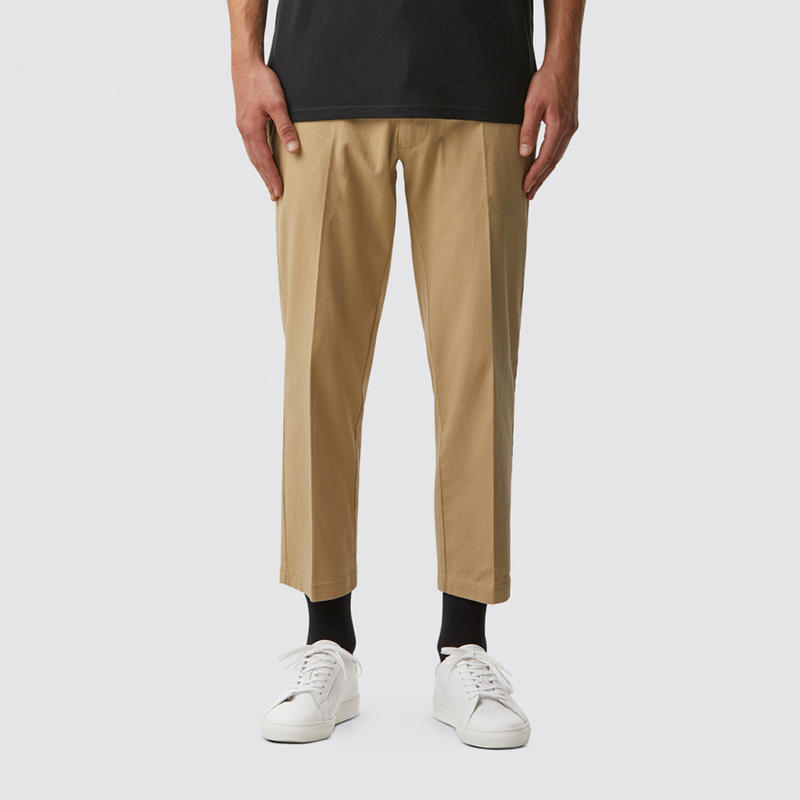 I LOVE UGLY / SLIM KOBE PANT - TAN