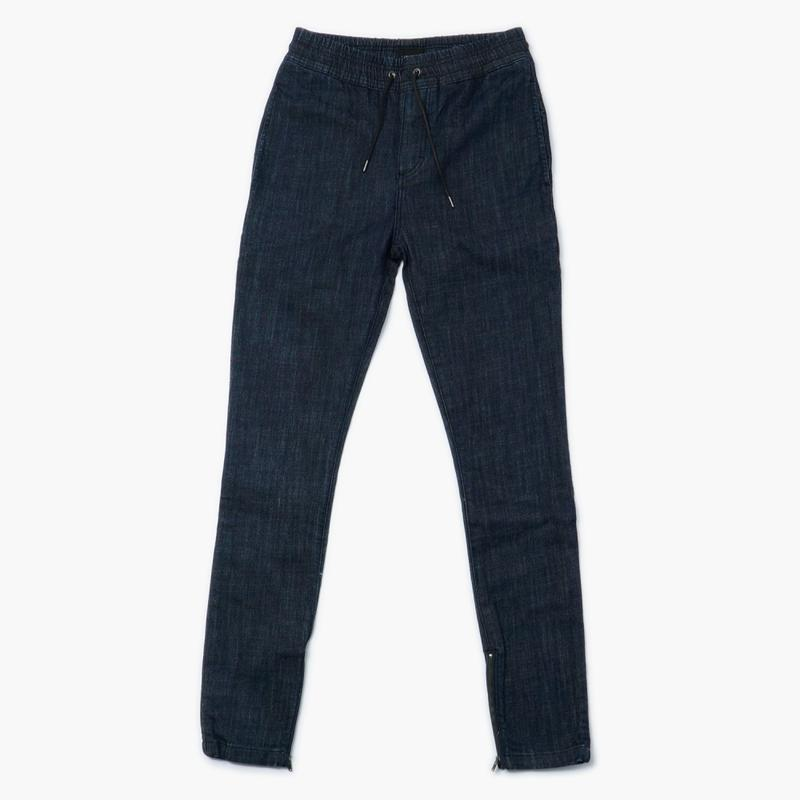 I LOVE UGLY / ZESPY PANT DENIM MID RISE - RAW
