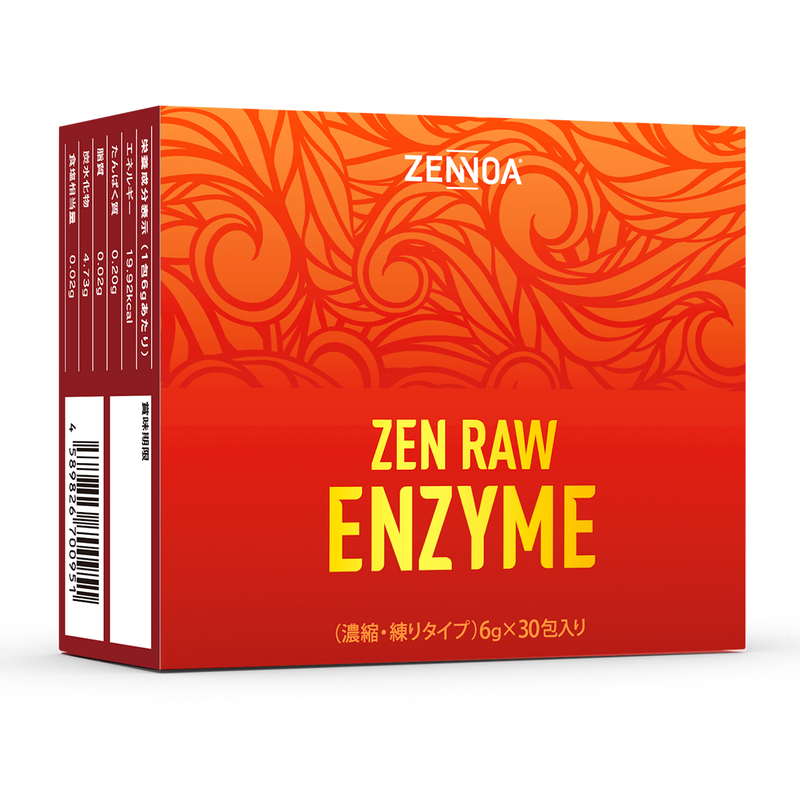 ZEN 生酵素 |いきいき発酵食品| 日本古来の発酵技術と酵素の力であなたの美力をよびさます。
