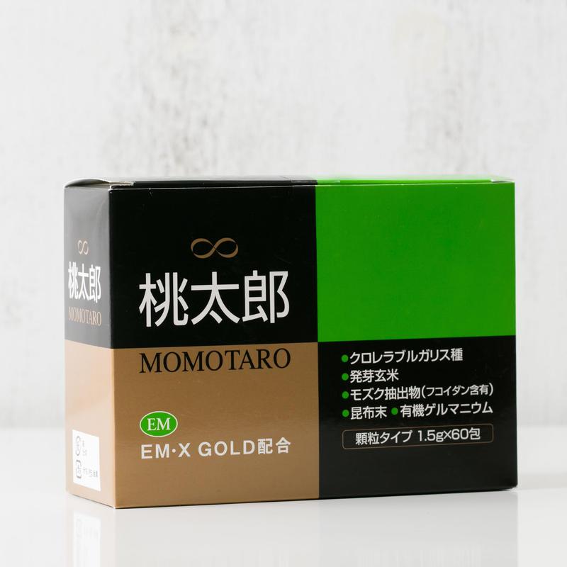 桃太郎  クロレラ顆粒タイプ 1.5g×60包 