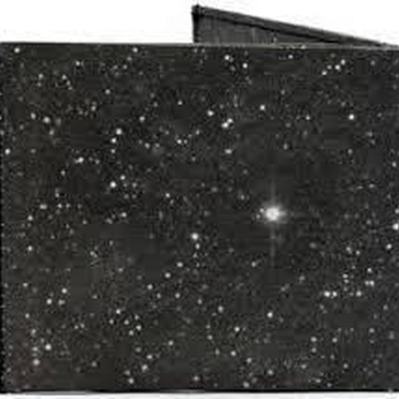 Paperwallet Night Black Flat