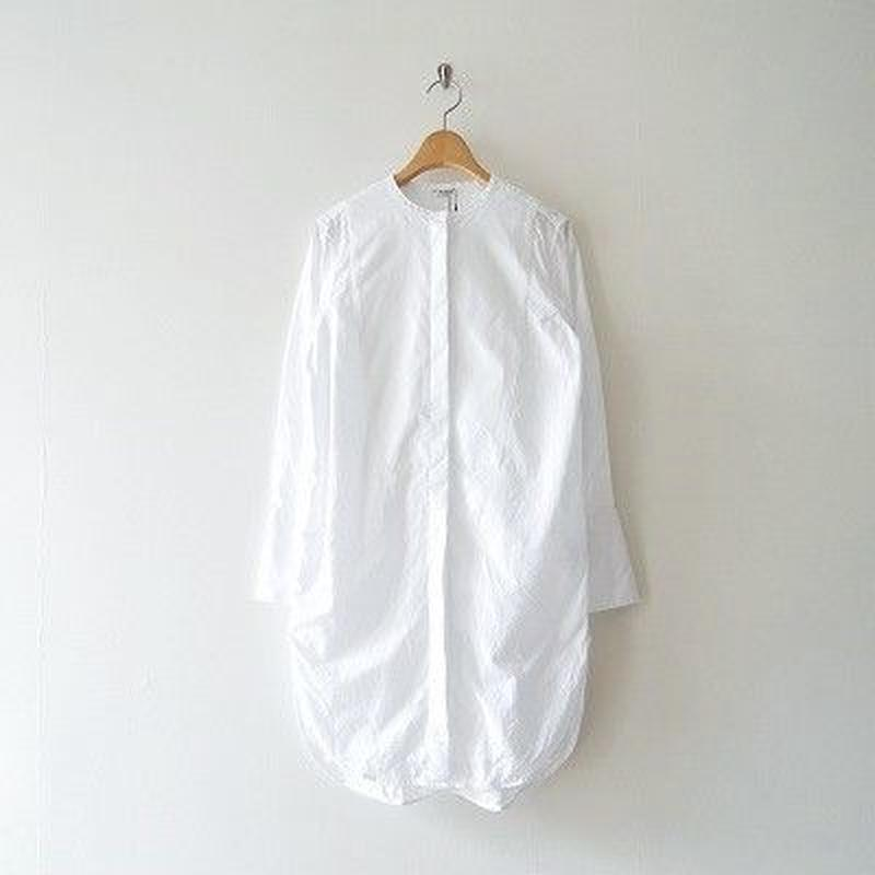 2019 / VERMAIL par iena購入品 Thomas mason スタンドカラーシャツ