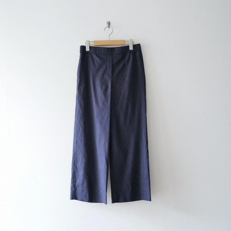 2019SS今季 / Theory パンツ Eco Crunch Wash Easy Crop Pant
