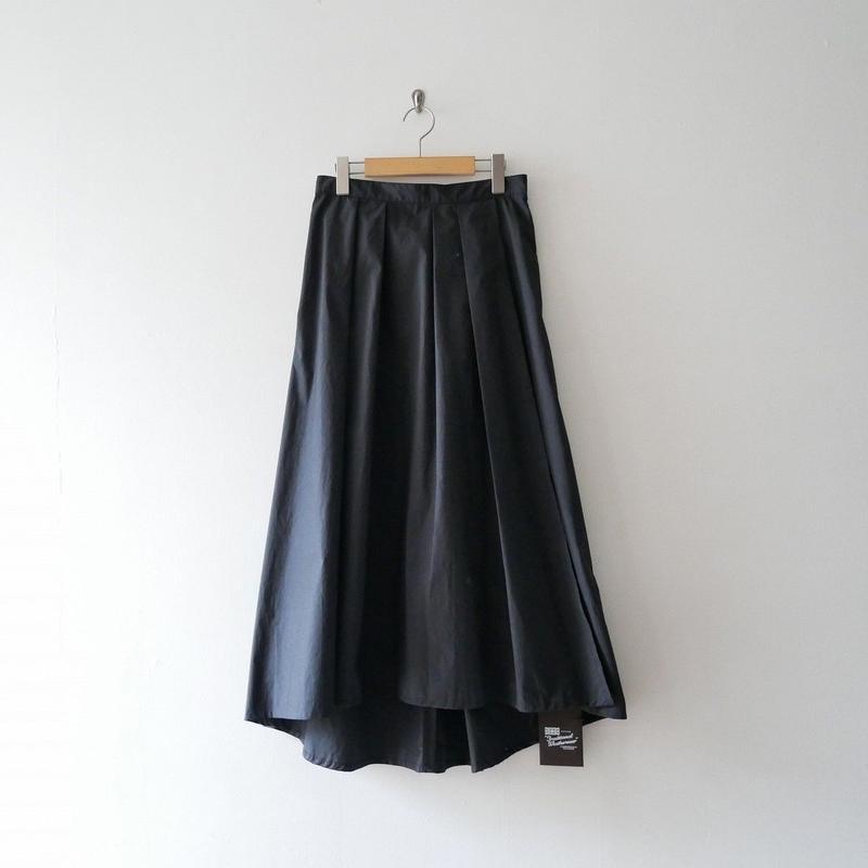 2019SS今季未使用 / Traditional ロングスカート GATHERED VOLUME