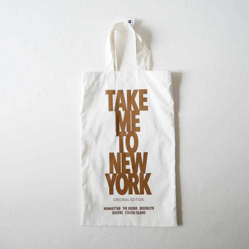 2018AW / DEUXIEME CLASSE バッグ TAKE ME TO NY BAG