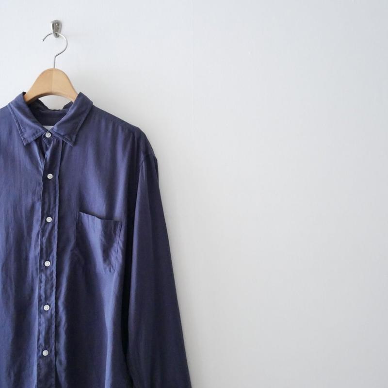 2019SS今季 / DEUXIEME CLASSE 購入品 Flank&Eileen コットンシャツ
