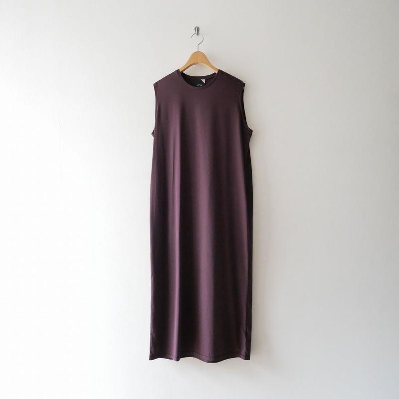 2019SS今季 / ATON タンクトップドレス