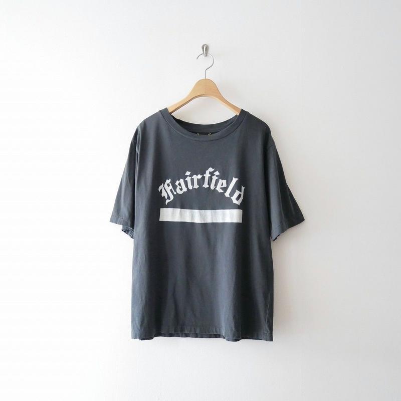 2019SS今季未使用 / DEUXIEME CLASSE プリントTシャツ