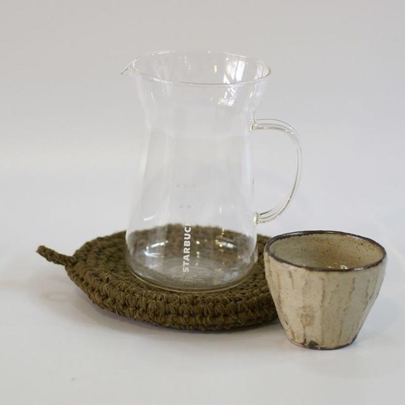 裂き編みマルチマット
