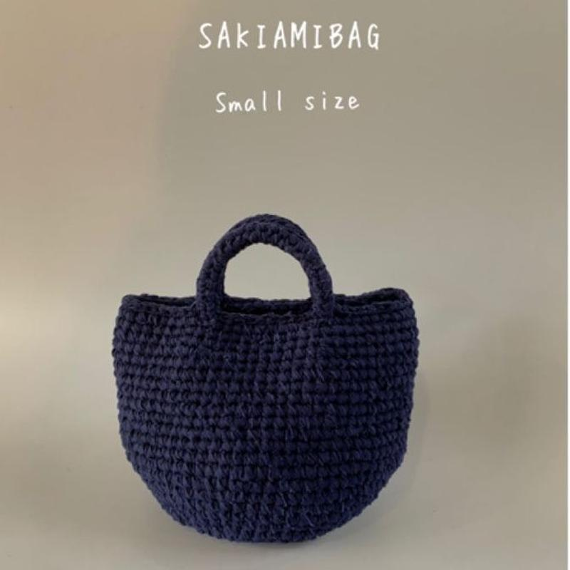 裂き編みバッグ マルシェ smallサイズ
