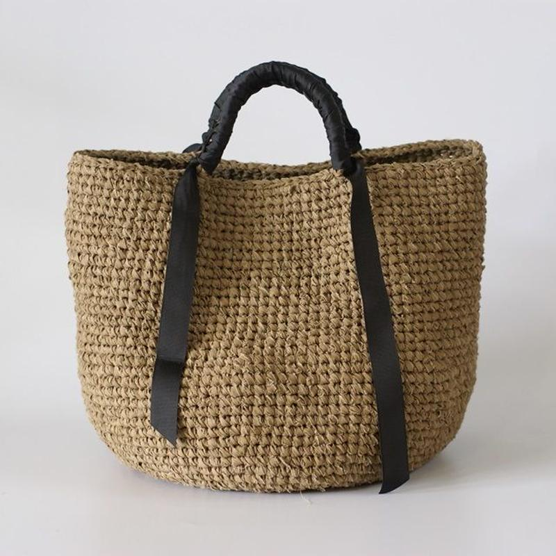 裂き編みバッグ 3Lサイズ