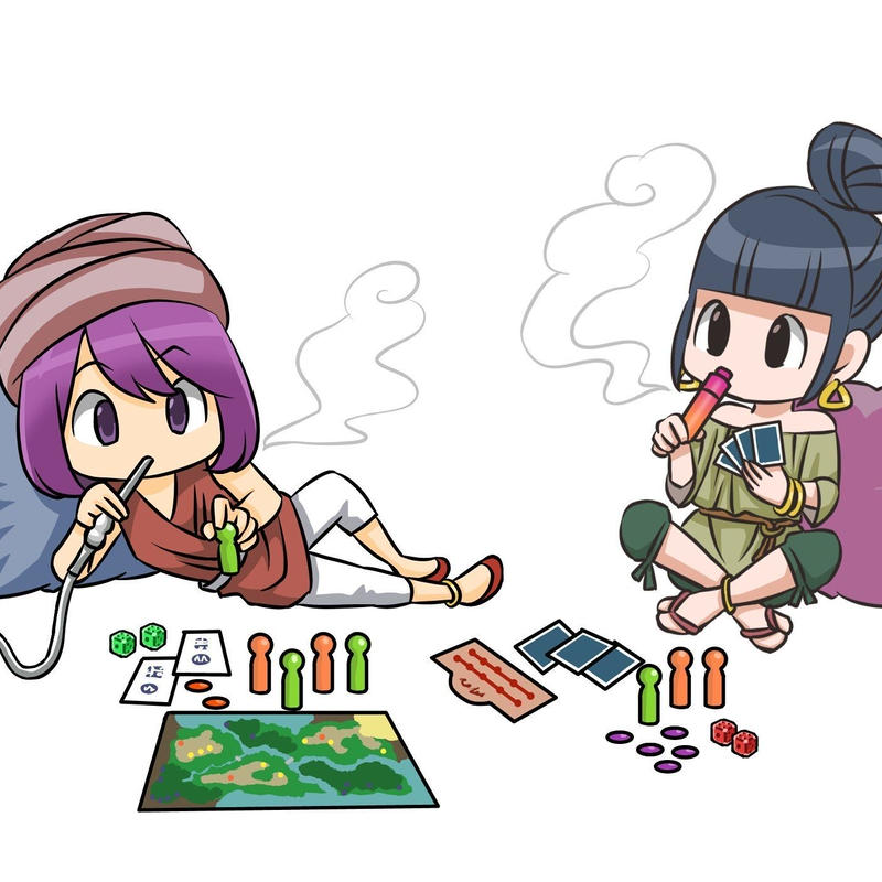 【ボードゲーム】とまぼどゲーム会支援/募金