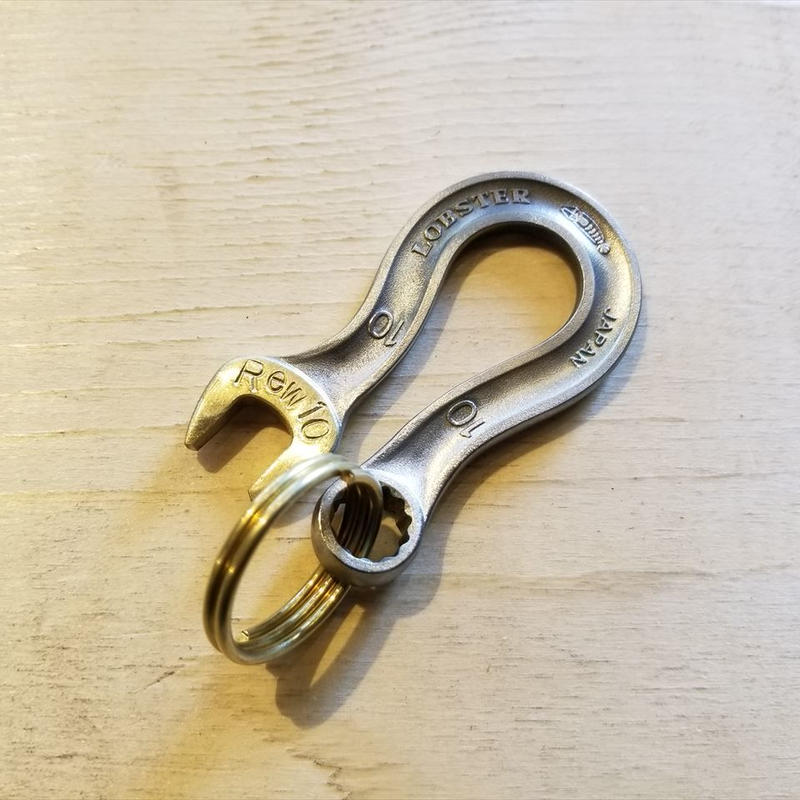 Rew10 Wrench Key hook (LOBSTER)