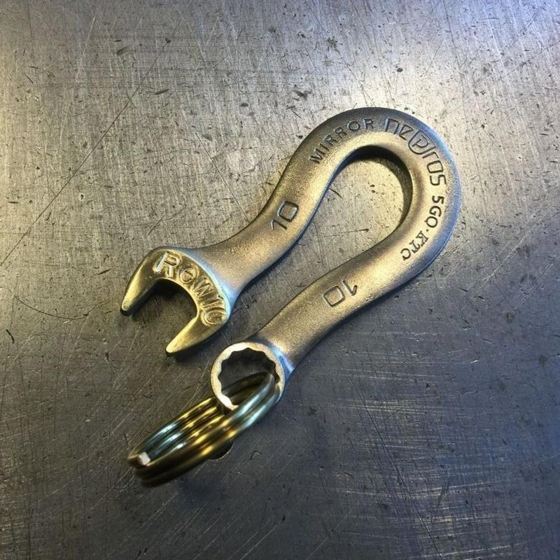 REW10 WRENCH KEYHOOK (NEPROS)