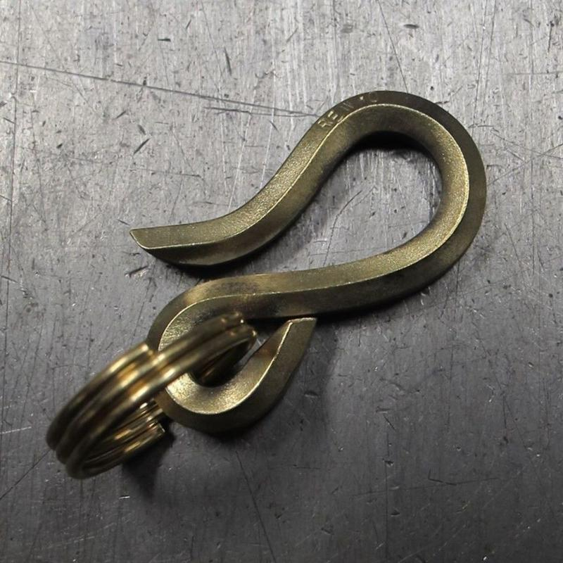 Rew10 BRASS HEX KEY HOOK