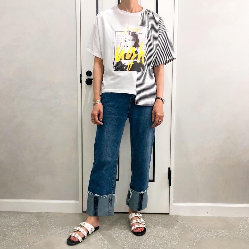 mix photo tshirt