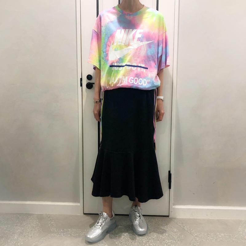 marmaid  skirt (black)