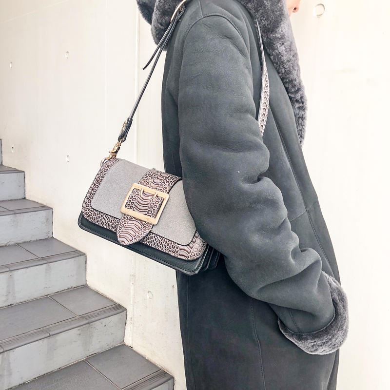 python shoulder bag